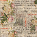 Eclectic Elements PWTH03.8 Multi Wallflowers