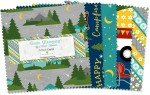 Gone Glamping 508-571-508 5 Charm Squares