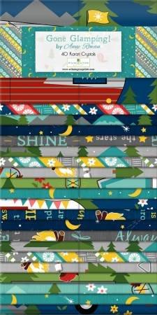 Gone Glamping 841-571-840 2.5x44' Strips