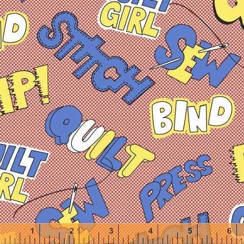 Quilt Girl 37317-2