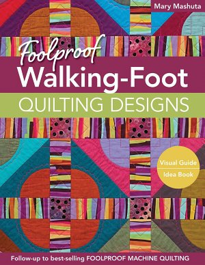 Foolproof Walking-Foot Quilting Design 11111