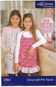 Grow With Me Apron IJ961 Pattern