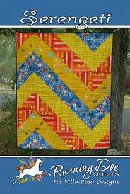 Serengeti VRD007 Pattern