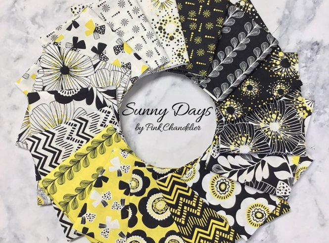 Sunny Days Layer Cake 513-547-513