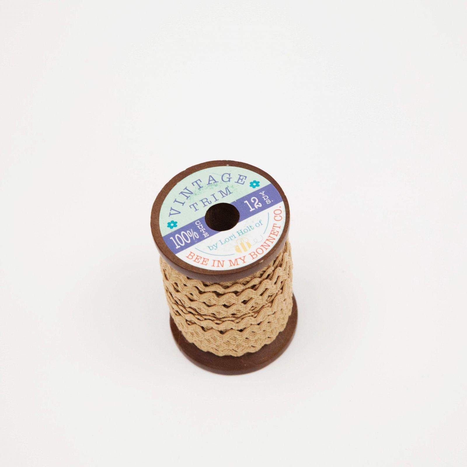 Vintage Trim 1/4 Nutmeg STVT-8544