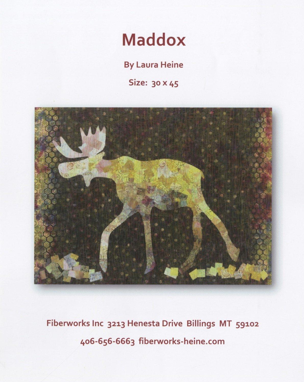 Maddox  30 by 45 Pattern/Laura Heine