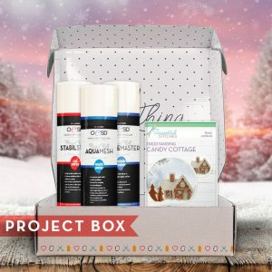OESD Candy Cottage Project Box