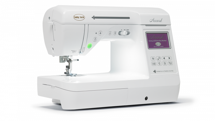 Accord Sewing & Embroidery Machine