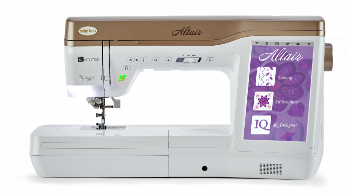 Altair Embroidery and Sewing Machine