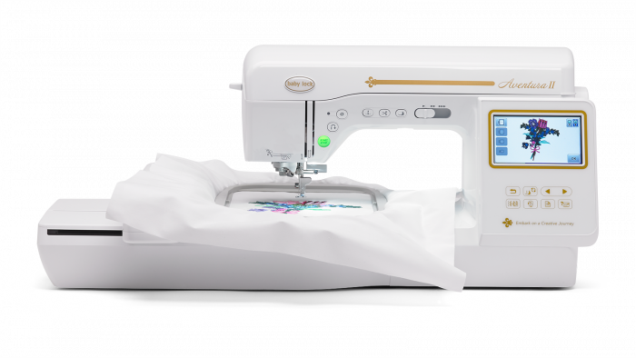 Aventura 2 Embroidery Machine