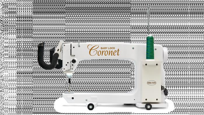 Coronet Longarm Quilting Machine