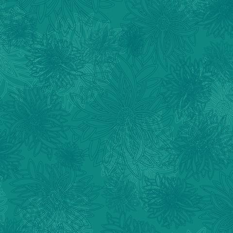 Floral Elements - Esmeralda