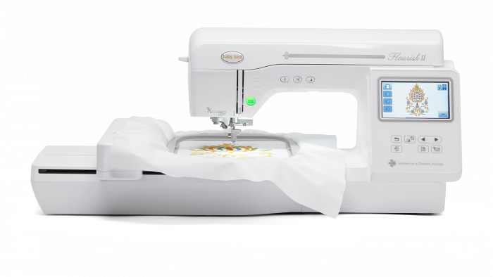Flourish 2 Embroidery Machine