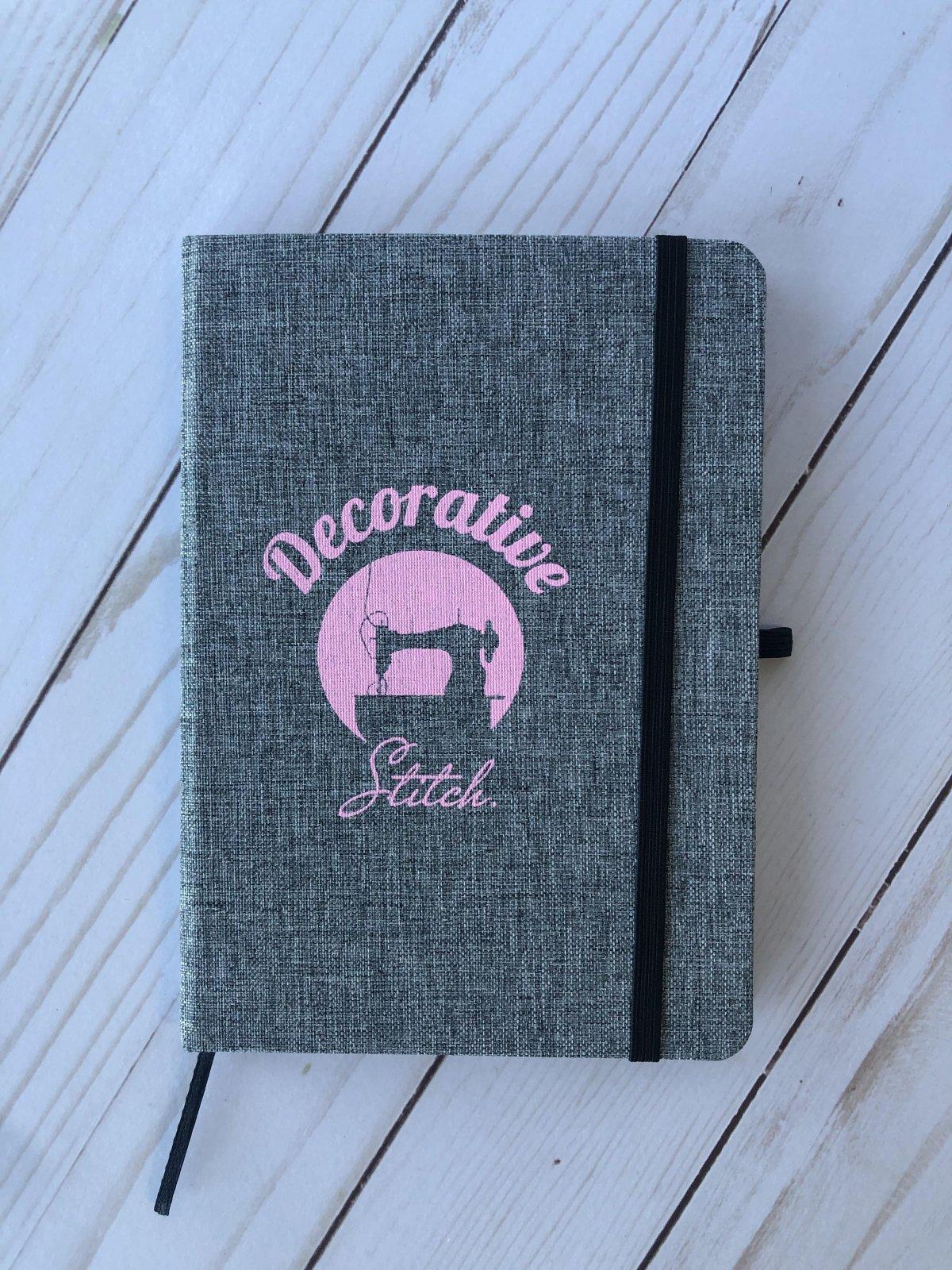Decorative Stitch Notebook