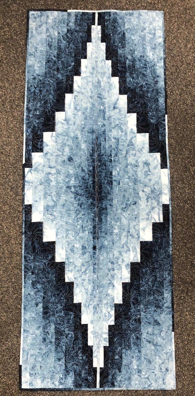 Ombre Diamond Table Runner Kit