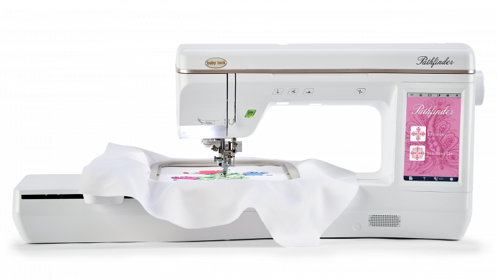 Pathfinder Embroidery Machine
