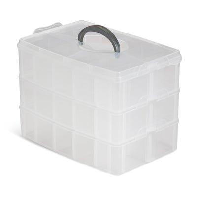 Thread Storage Case Empty