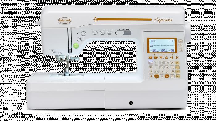 Soprano Sewing Machine