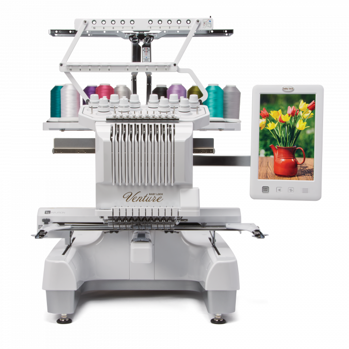 Venture Embroidery Machine