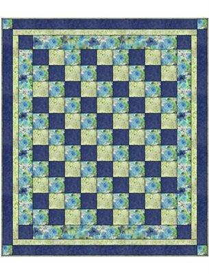 Four Square Quilt