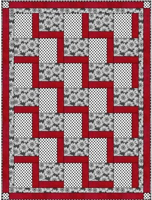 Stepping Up Quilt
