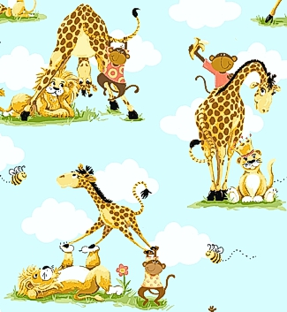 Susybee Buddies - Hildy the Giraffe