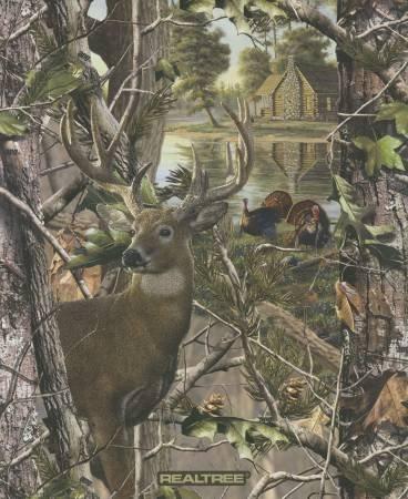 Realtree Deer & Turkey 36 Panel