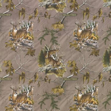 Real Tree Deer CTN A/O