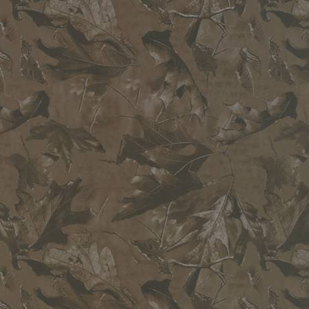 Realtree Brown Leaves