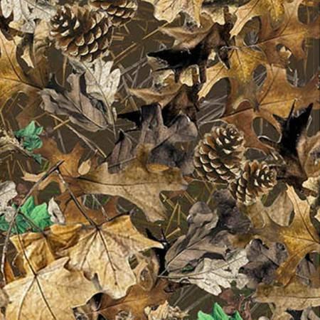 Real Tree Autumn Foilage