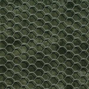 Bee Sweet Allover Honeycomb - Dk Gray
