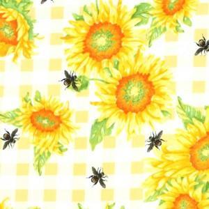 Bee Sweet Sunflowers - Yellow