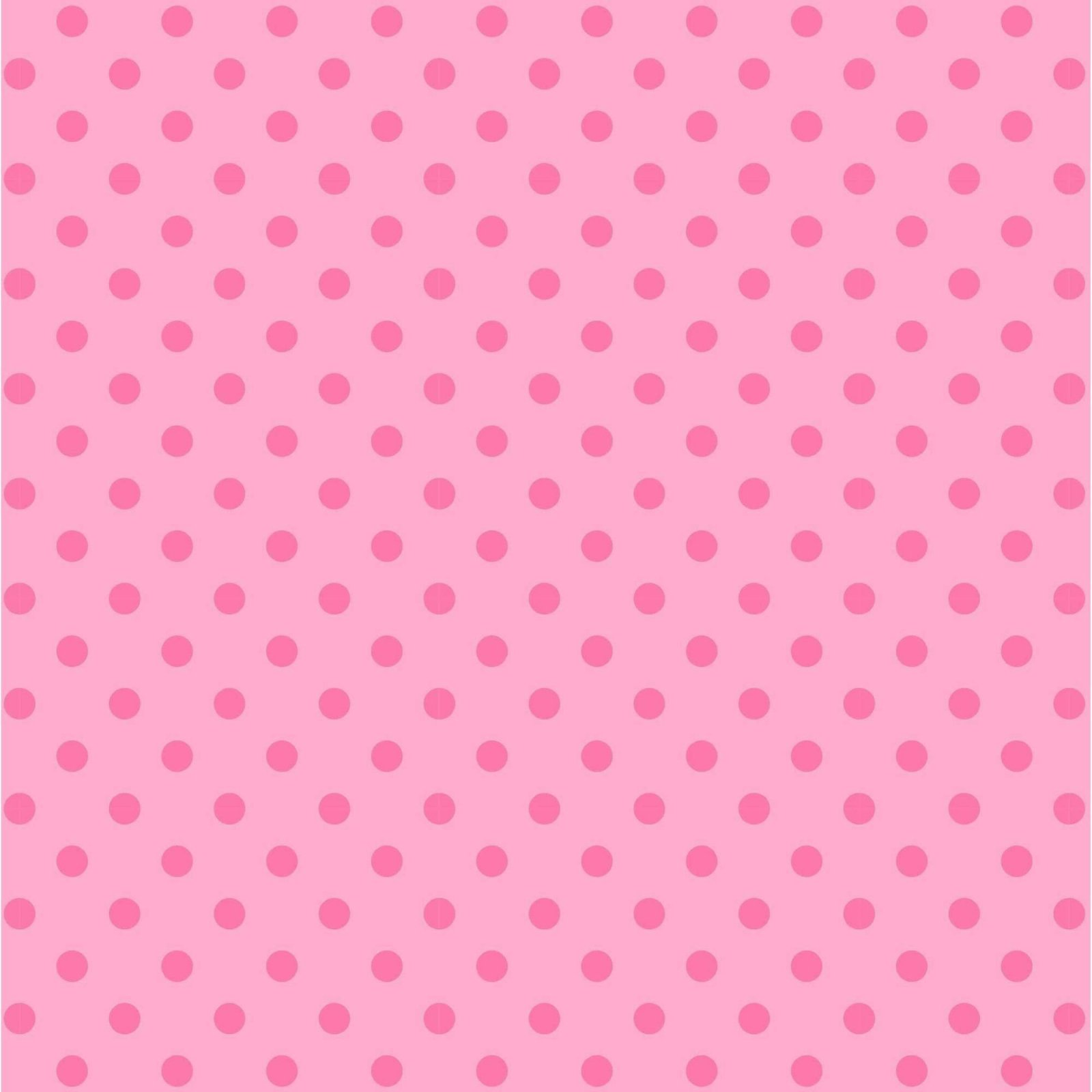 Happy Dots - Baby Pink/Pink