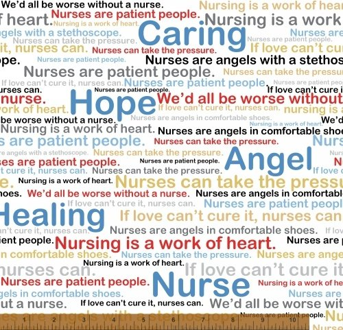 Calling All Nurses - Nursing Phrases