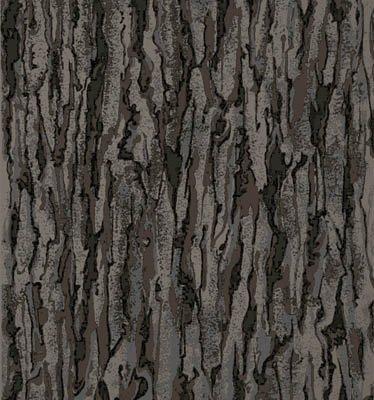 Autumn Blaze - Gray Wood Print
