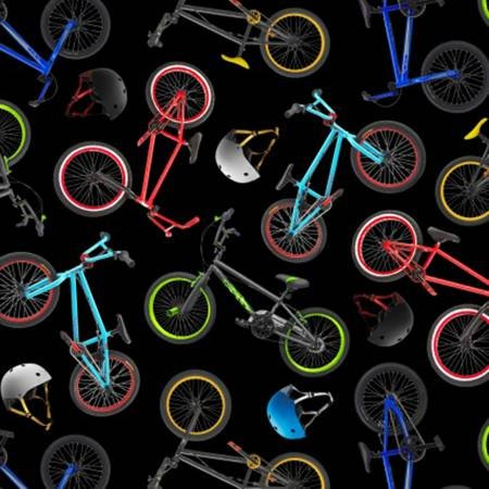 In Motion Bicycles - Black