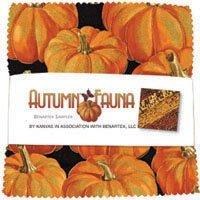 Autumn Fauna-40 Pieces