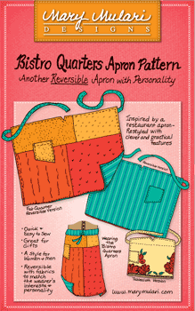 Bistro Quarters Apron