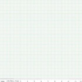 Modern Mini's C4765-White Graph Paper