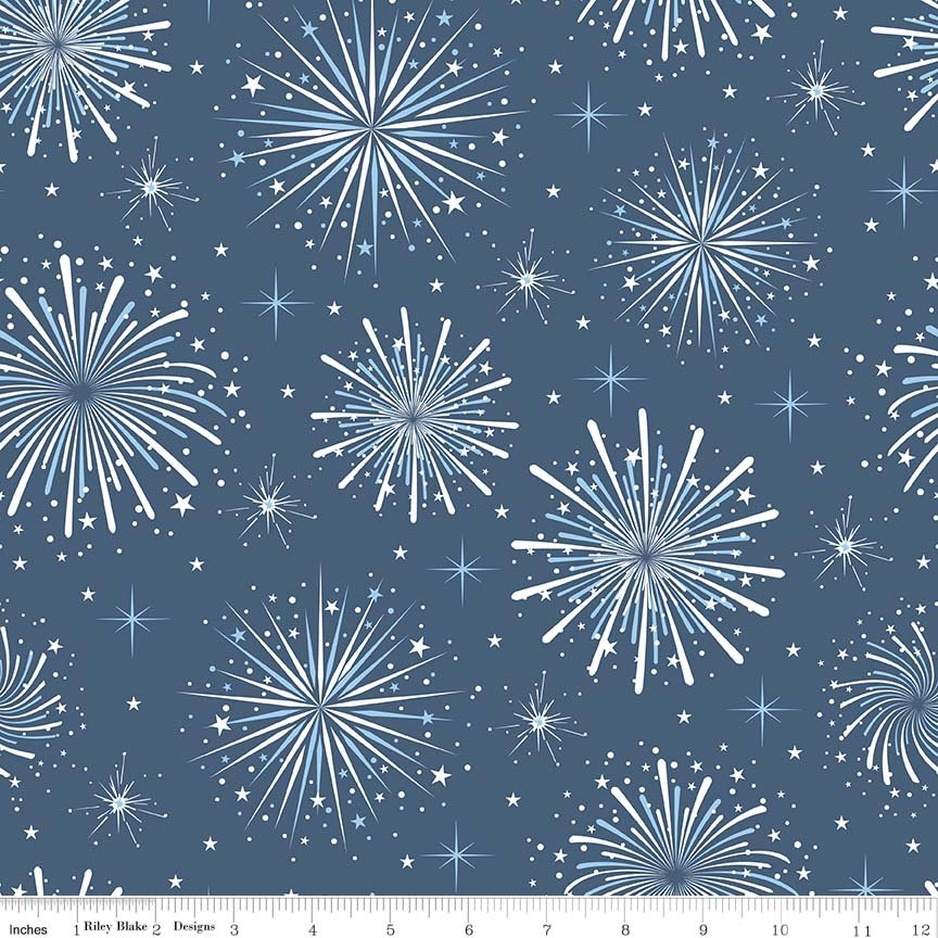 Parade On Main - Fireworks on Navy