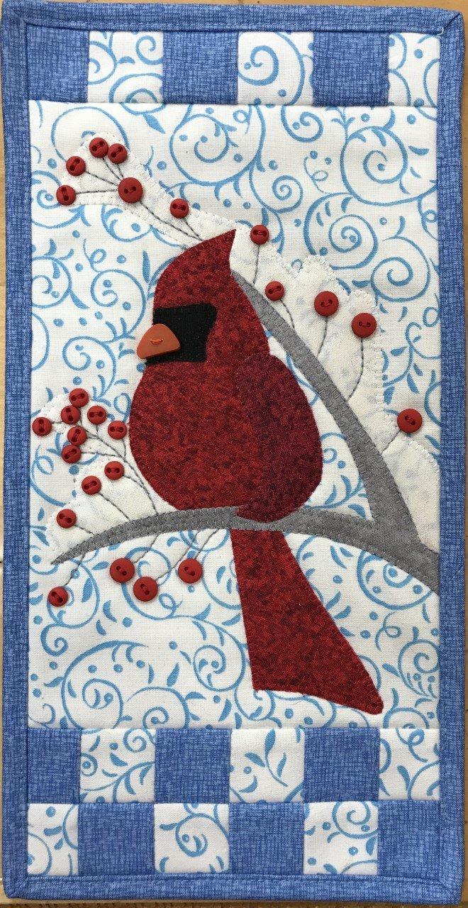 Winter Cardinal Kit