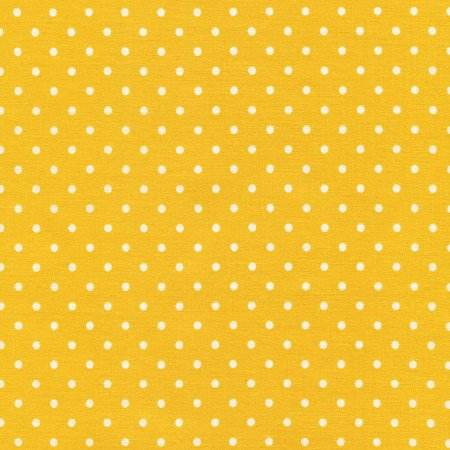 Live Love & Laugh - Yellow w/White Dots