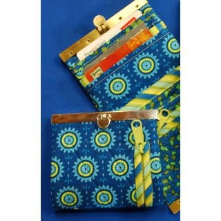 Quick Clutch Mini Wallet Frame 4-1/2 in