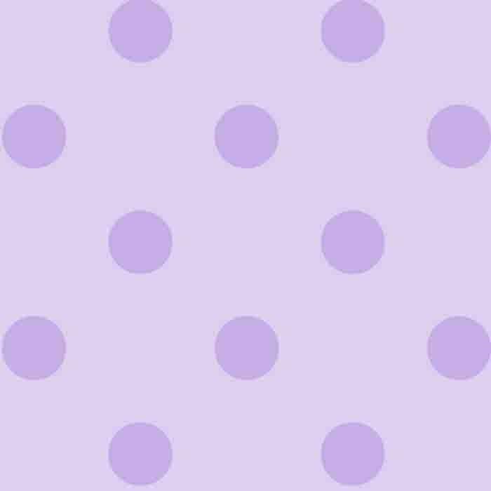 Happy Dots - Lilac/Purple