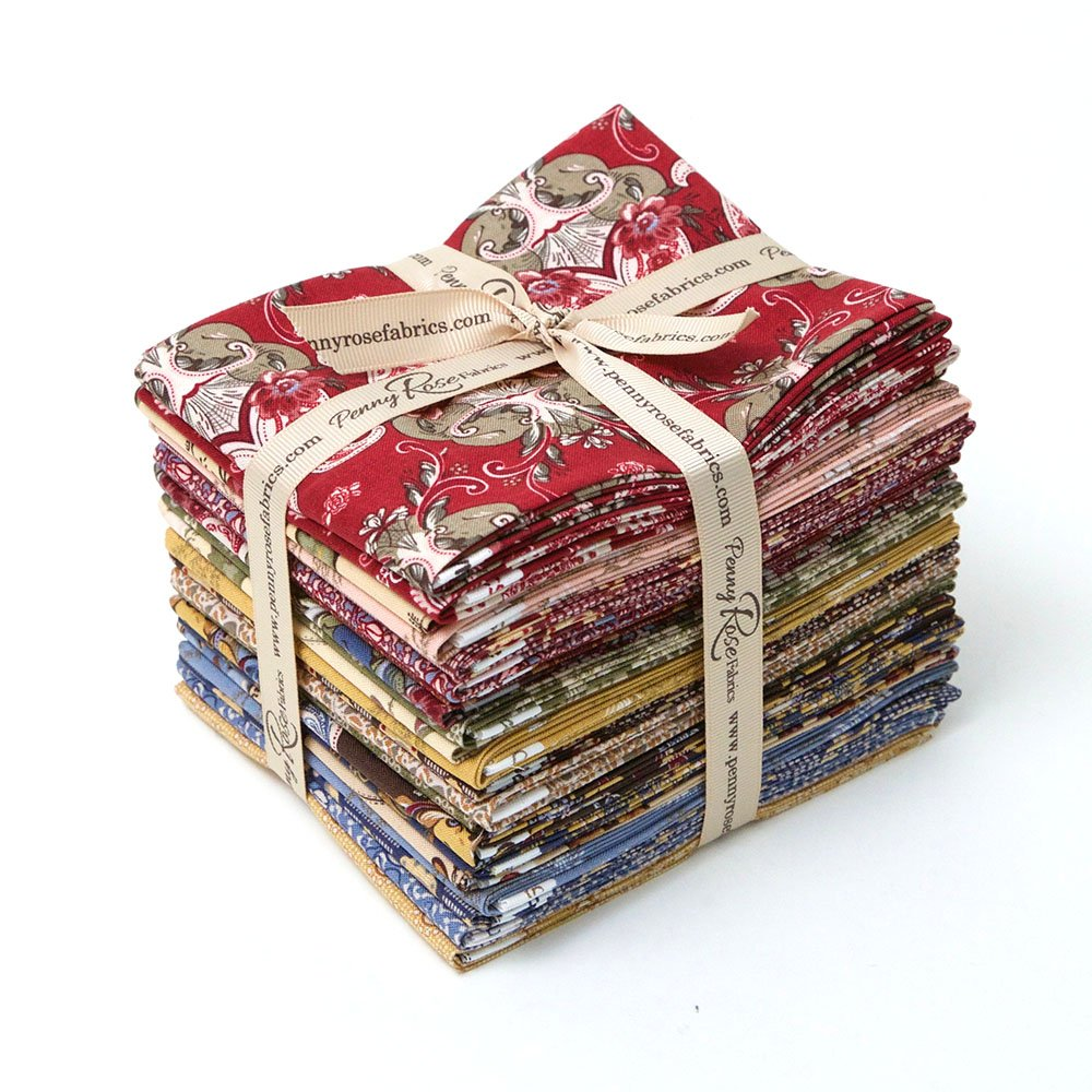 The Era of Jane - Bundle of Fat Quarters (21)