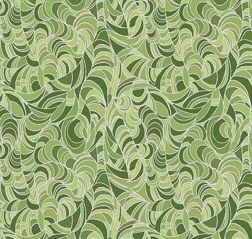 Lilyanne - Green Ripple