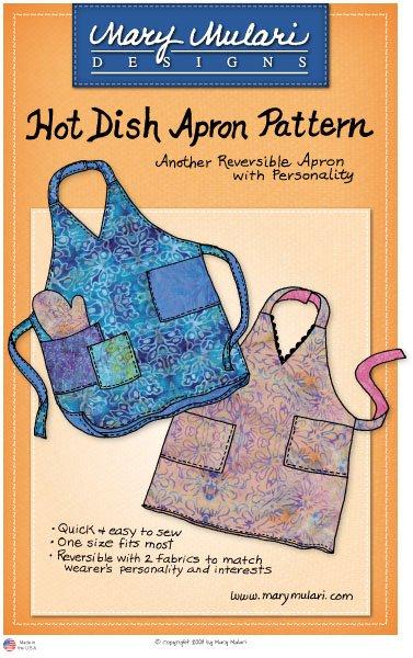 Hot Dish Apron