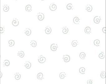 Susybee Buddies - Swirls White