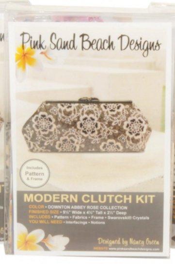 Modern Clutch Kit - Downton Abbey Rose Collection