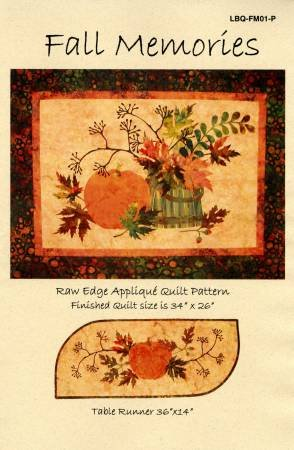 Fall Memories Wallhanging & Table Runner